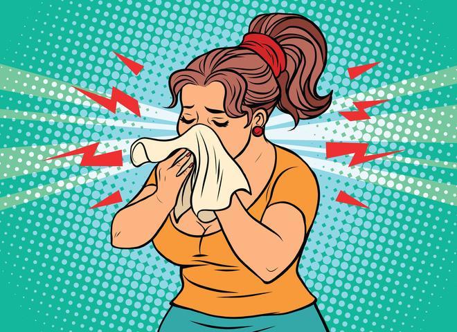 5 симптомов аллергии, на которые мы не обращаем внимания