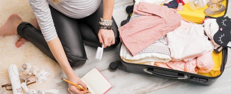 11 вещей, которые обычно забывают взять в роддом