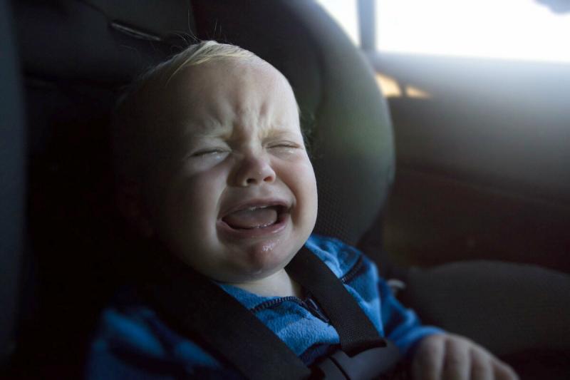 Ехала в автобусе 1,5 часа, 40 минут их них бесперерывно орал ребёнок