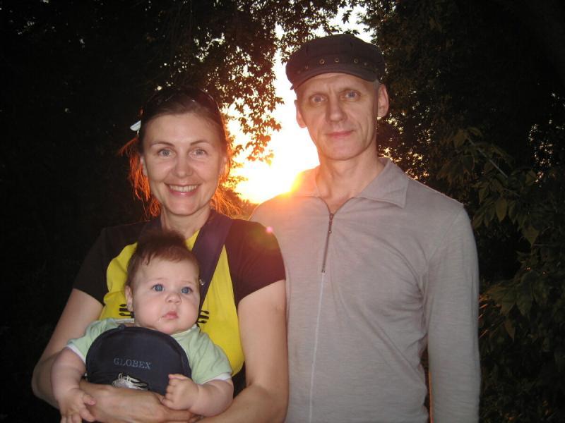 Как мы рожали третьего ребёнка вместе с мужем