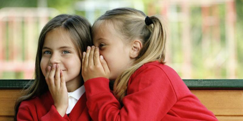 Как научить детей хранить секреты