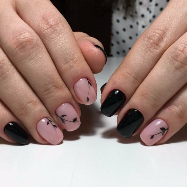 Сколько сантиметров ногтей можно брать в роддом и какого цвета