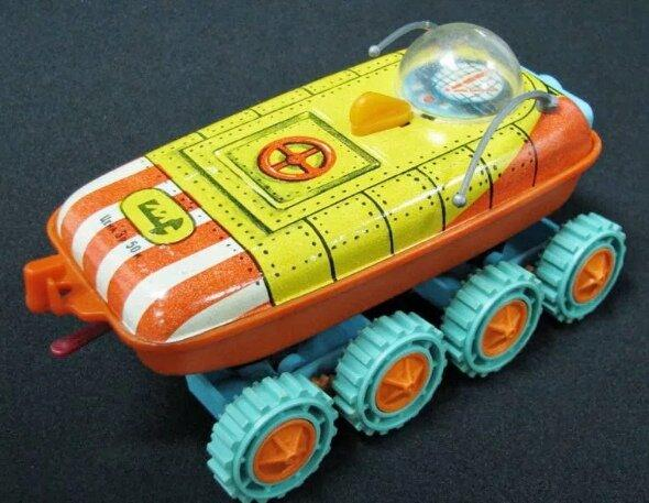 СССРовские игрушки: да это было счастье👶