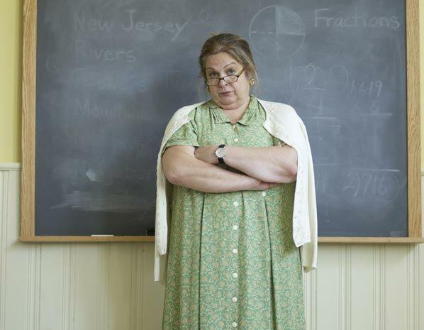 Во всем виноват учитель?