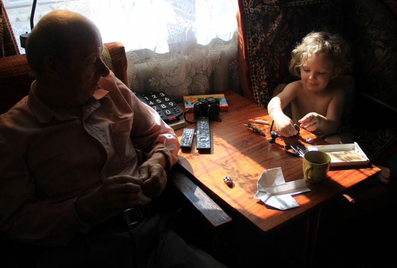 Дети без бабушки
