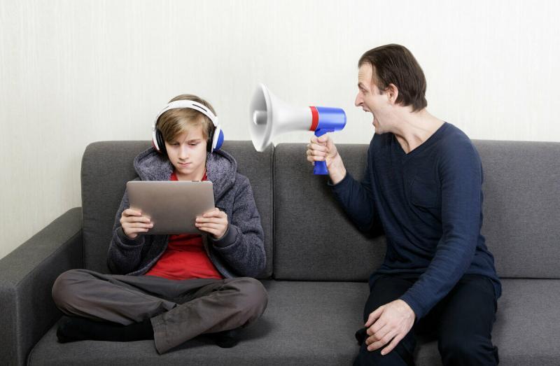 Дети - как найти общий язык с подростком?