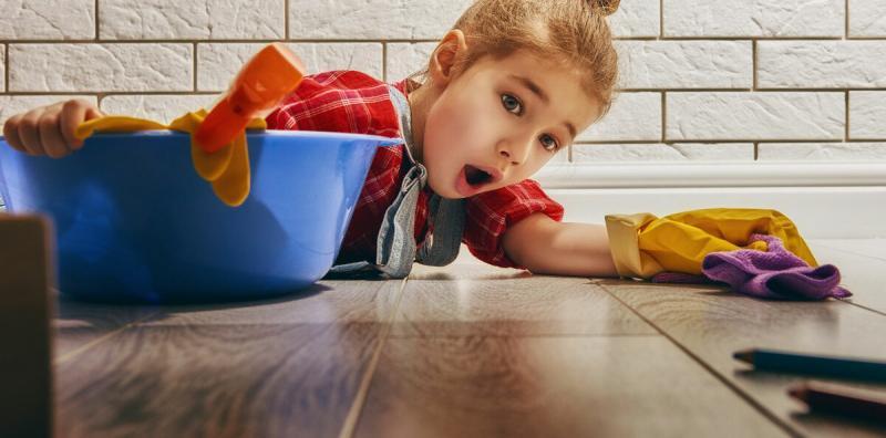 Как научить ребёнка заботиться о себе