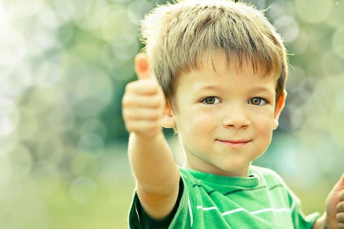 Как вырастить оптимиста? 6 действенных советов для родителей!