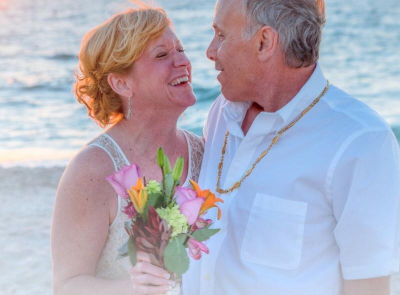 Обиделась на мать за то, что та вышла замуж в семьдесят