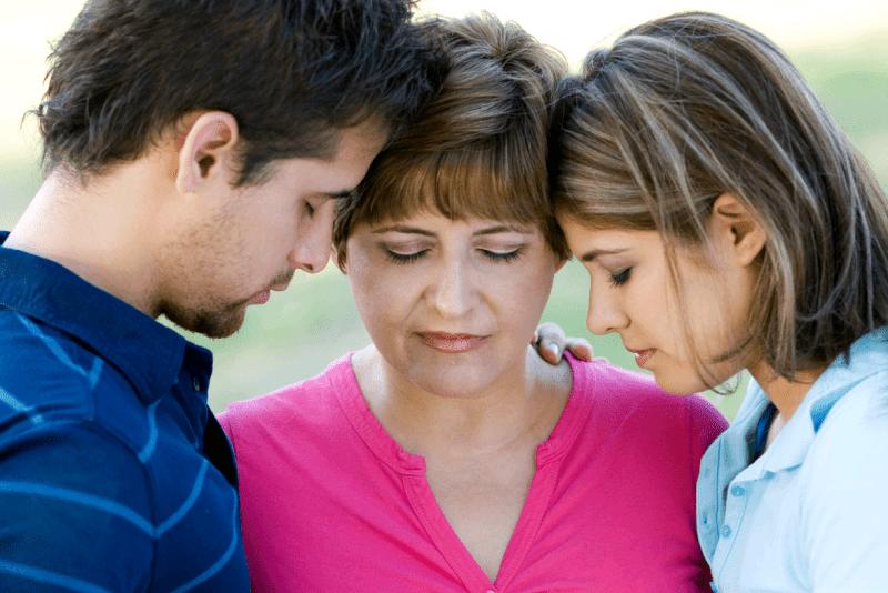 Семейный конфликт между детьми и родителями
