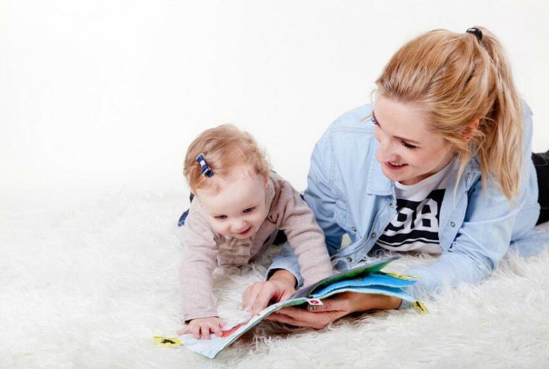 Скажи «мама, папа». Как научить ребенка говорить