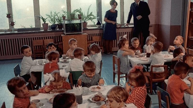 Топ- 5 блюд, которые дети любили в советских детских садах