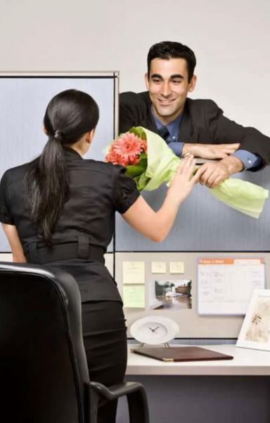 Знакомство со вторым мужем
