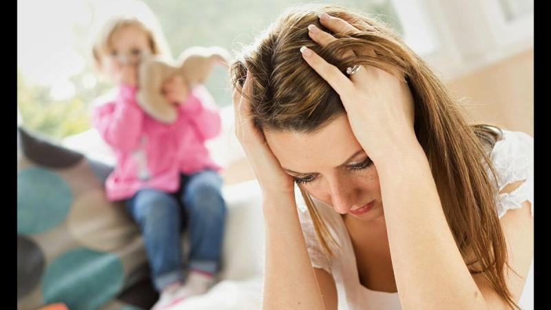 11 признаков плохой мамы