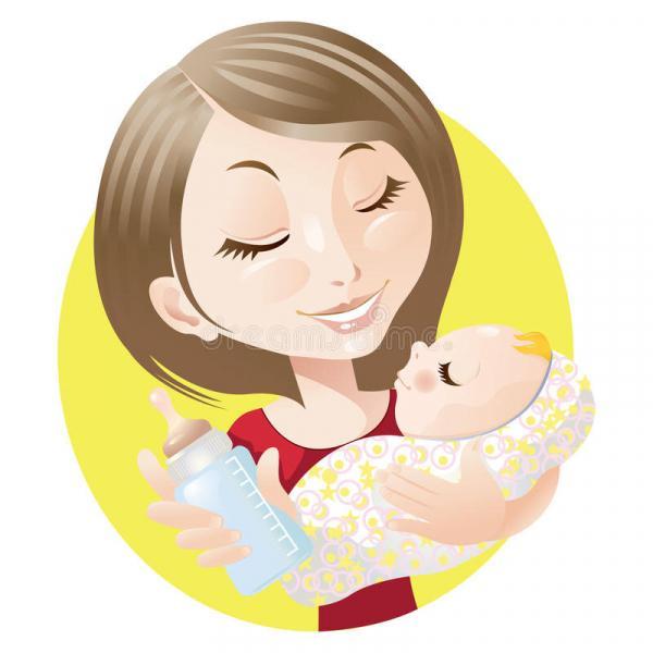 А эта веселая женщина со своим ребёнком просто всех утомила