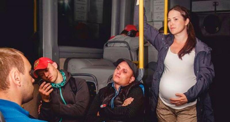 Беременность-это легко?