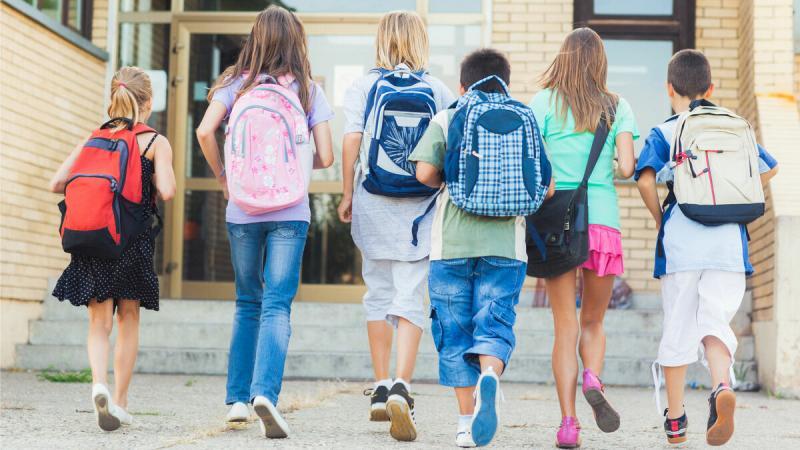 """""""Дети, вернитесь в школу!"""""""