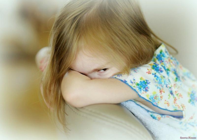 Как бороться с детским упрямством
