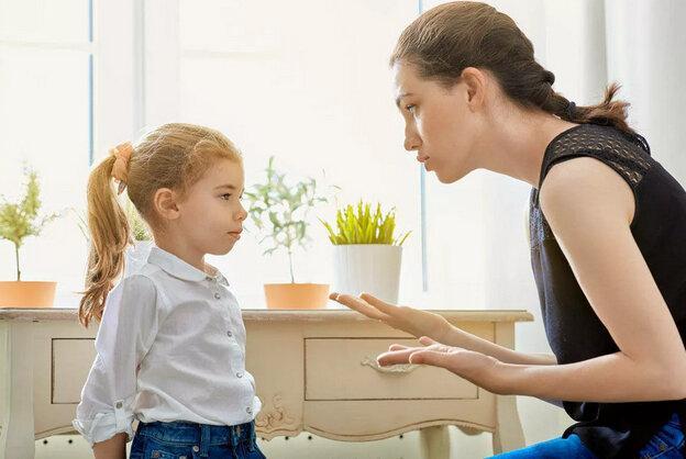 Как эффективно отказать ребёнку