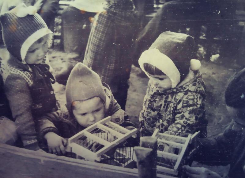 Как играли советские дети