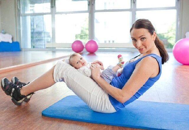 Как восстановиться после родов быстро и эффективно