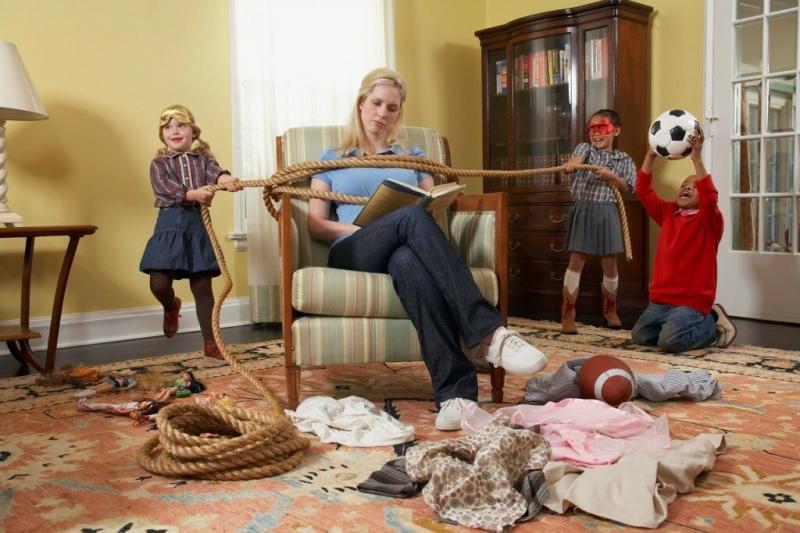 Как выжить с детьми дошкольниками на самоизоляции