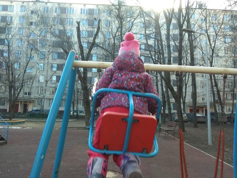 Родители хотят водить детей в детский во время самоизоляции