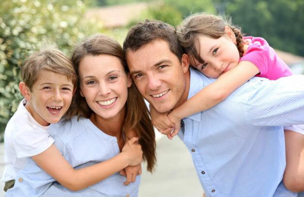 Виды отношений между детьми и родителями.