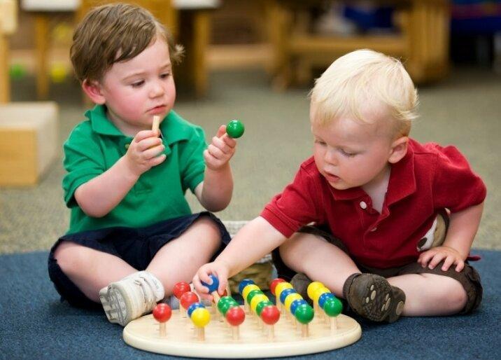 Детские развивающие игры с описанием направленности