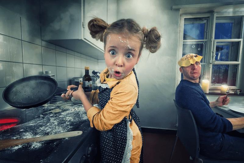Хозяйка кухни или хозяйка своей жизни?