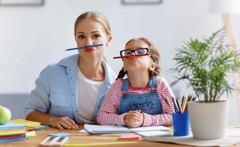 Как заниматься с дошкольником дома