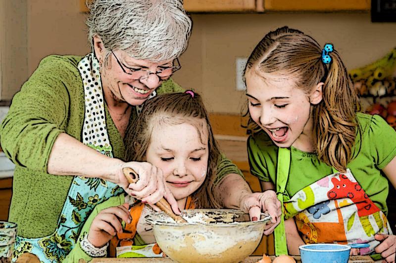 Не хочу сидеть с внуками – дети на меня обижаются