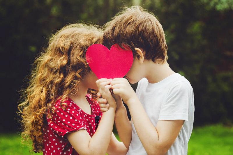 Первая любовь
