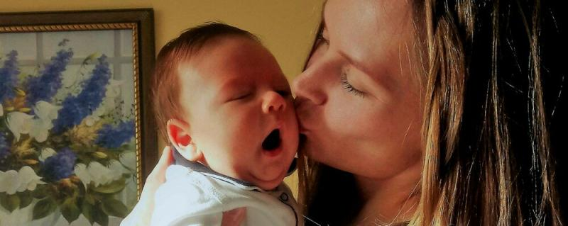 После родов: «Только потом я узнала, что это норма»