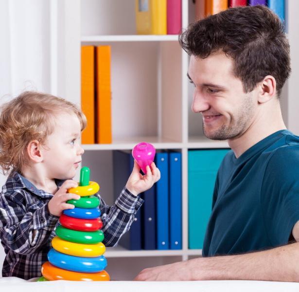 Правильное общение с детьми.