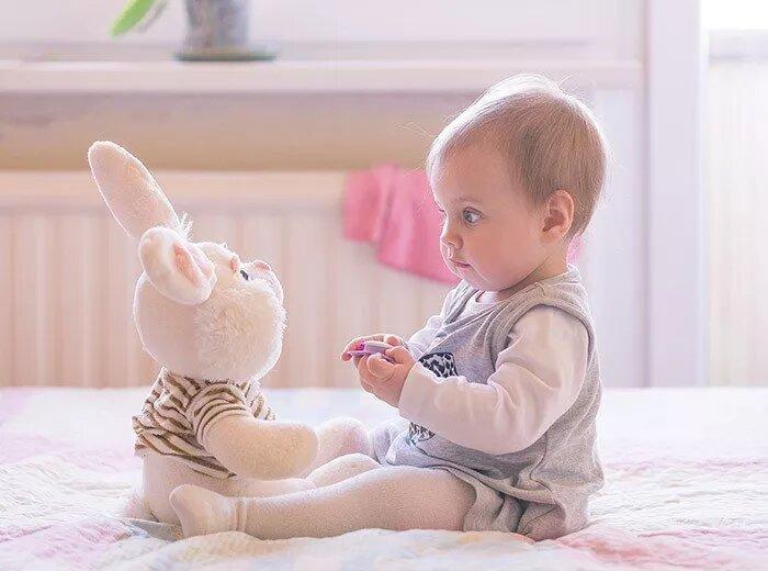 Развитие детей в 10 месяцев