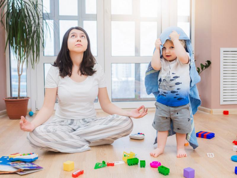 Ребенок не слушается в 1,5 года. Что делать?