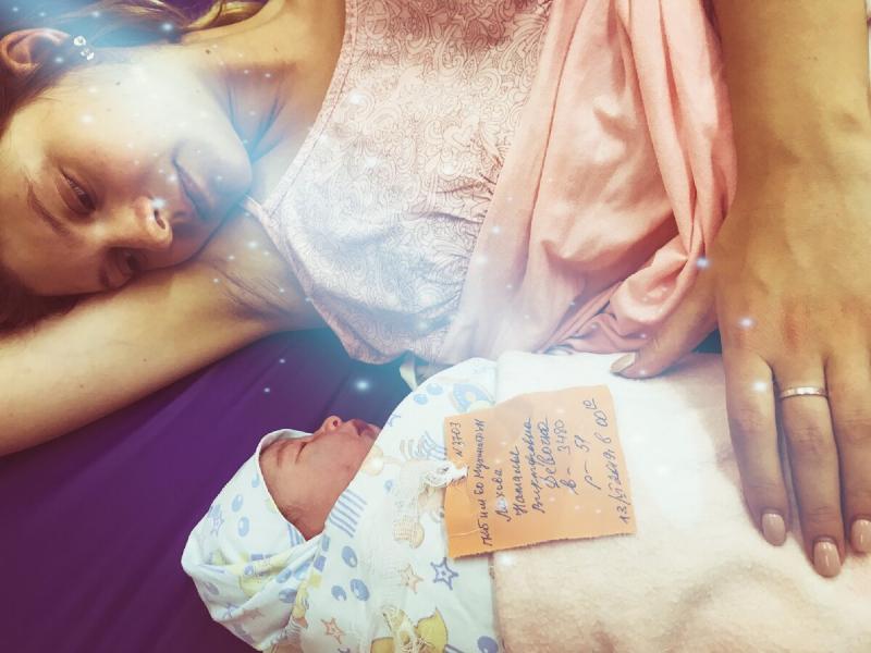 Родить с удовольствием: не миф, а реальность