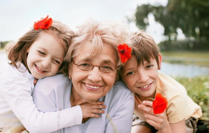 Внучат любят больше детей. А у нас другая история