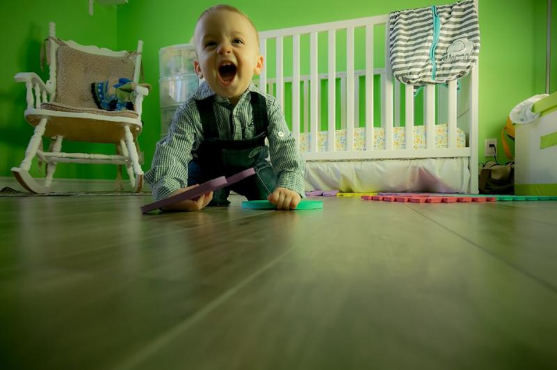 Чем увлечь и занять непоседливого малыша?