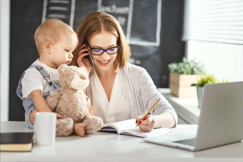 Как общаться с детьми, если вы много работаете