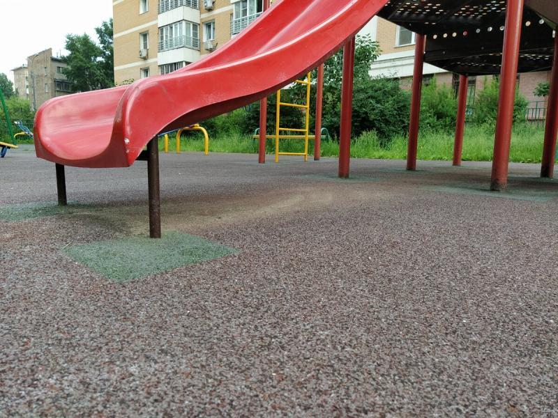 Почему я не люблю детские площадки