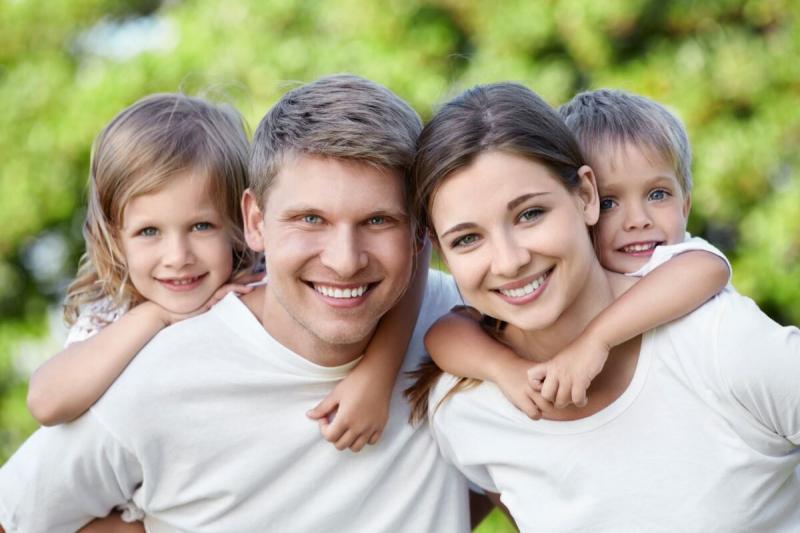 Дети-зеркало семьи