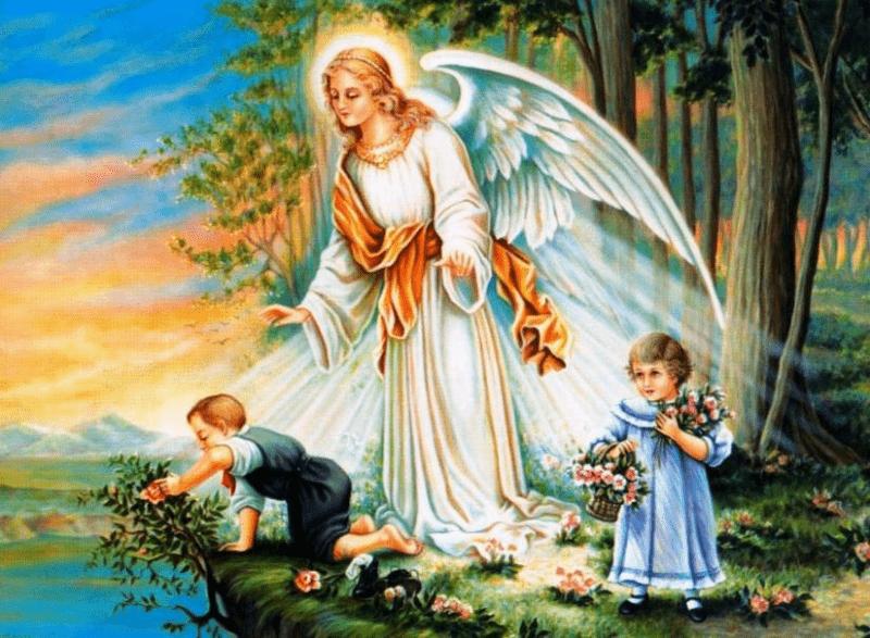 Молитвы о детях. Рекомендация от многодетной мамы и бабушки.