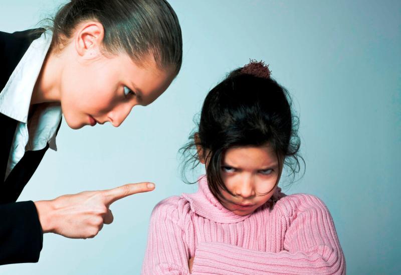 Воспитание или жестокость