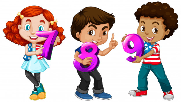 Как правильно научить ребенка цифрам