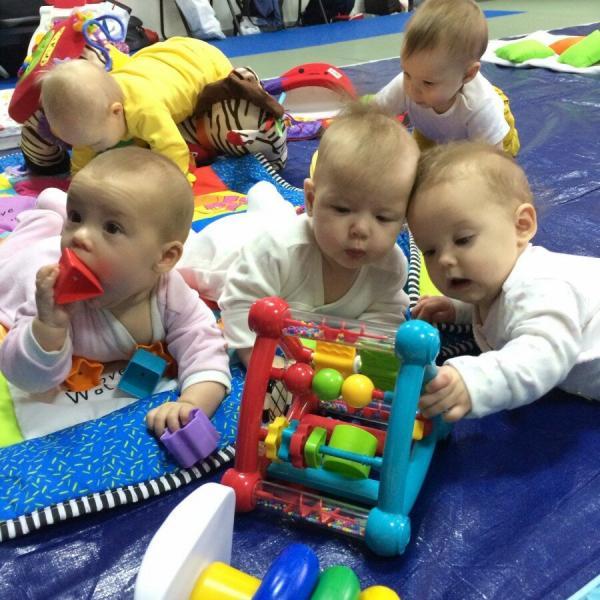 Влияние раннего развития на речь малышей