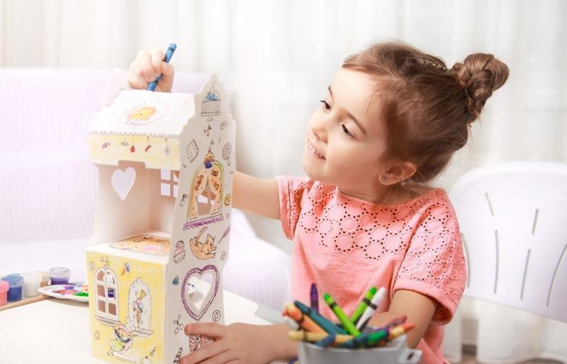 Не стоит требовать от ребенка делать все идеально
