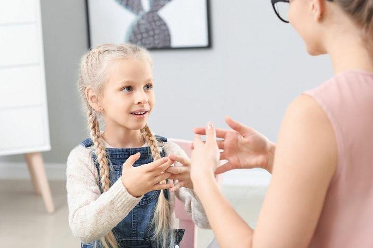 Неговорящий ребёнок: норма или нет?
