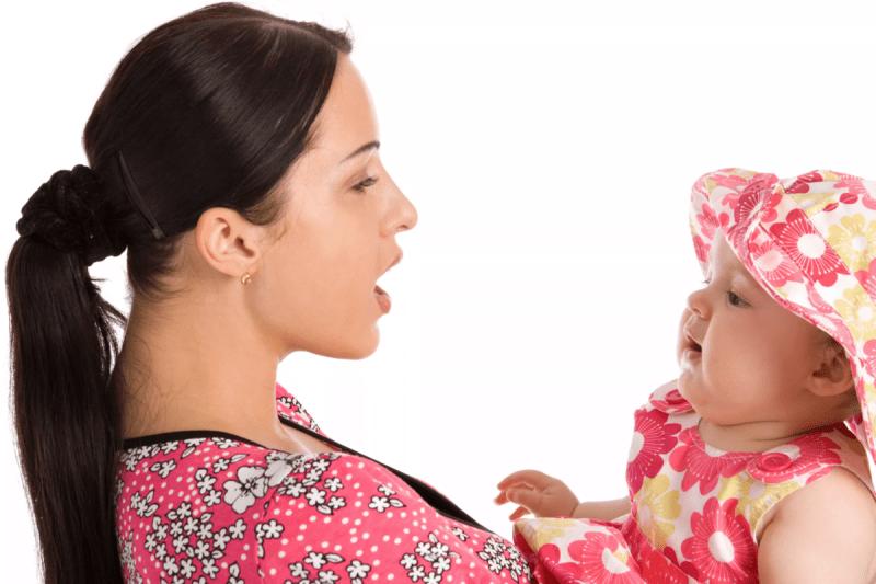 О чём поговорить с младенцем
